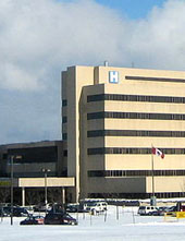 Grey Bruce Health Service - Owen Sound hospital